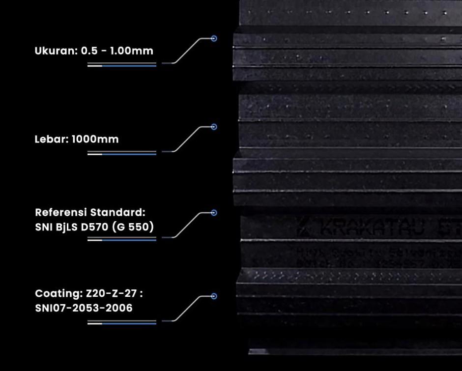 Krakatau Steel Luncurkan Produk Floordeck